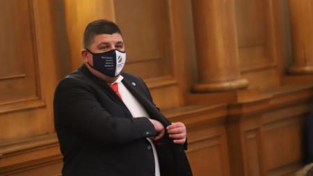 Ивайло Мирчев, депутат от ДБ
