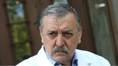 Καθ. Τόντορ Κανταρτζίεφ