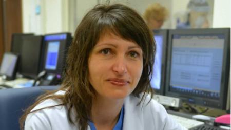 Д-р Ивета Ташева