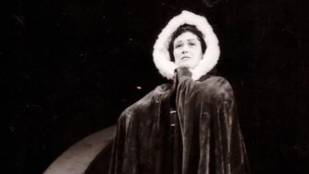 Лиляна Анастасова на сцената