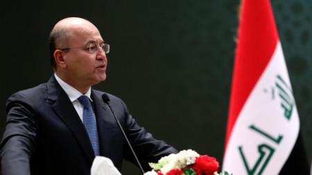 Бахрам Салих