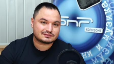Александър Миланов, изпълнителен директор на Националната асоциация за приемна грижа