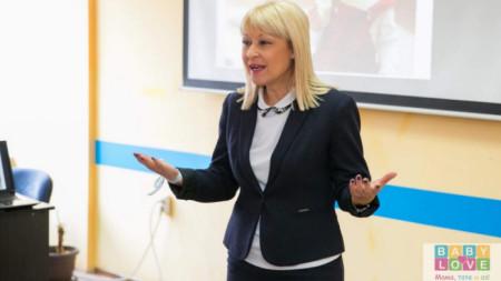 Валентина Страхилова
