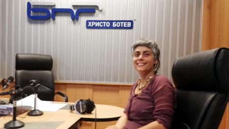 Бояна Василева, ландшафтен архитект