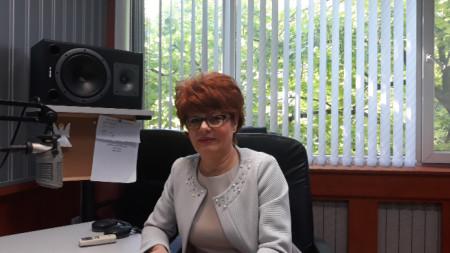 Веин Петрова - председател на БХРА