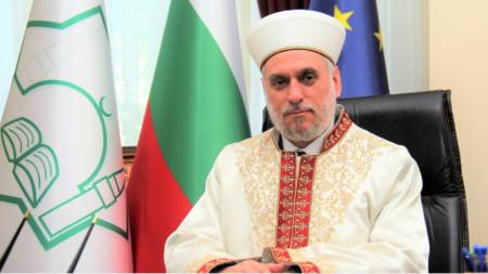 Bulgaristan Müslümanları Başmüftüsü Dr. Mustafa Haci