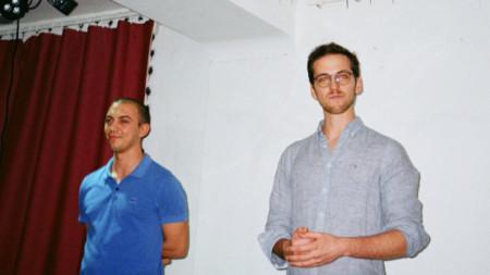 Откриване на фотографската изложба в MOZEI.