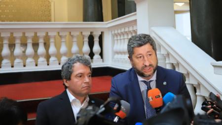 Toshko Jordanov dhe Hristo Ivanov