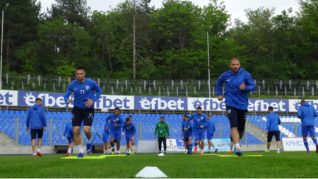 Футболистите на Арда започнаха подготовка на 11 юни.