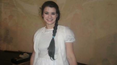 Сандра Петрова в