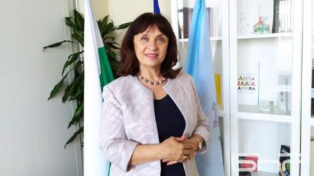 Ваня Кастрева - директор на РУО - София