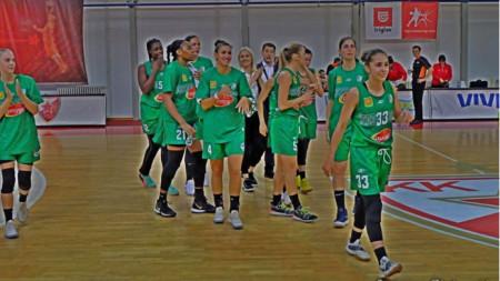 Баскетболистките на Берое победиха с 81 точки разлика.