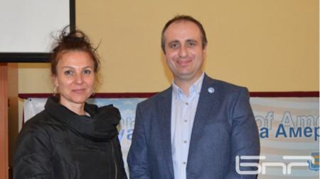 Велислава Димитрова и Светлин Лазарова, ГДБОП