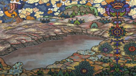 """""""Стилизованная природа"""", 1922"""