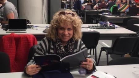 Музикалният редактор и водещ Жени Монева