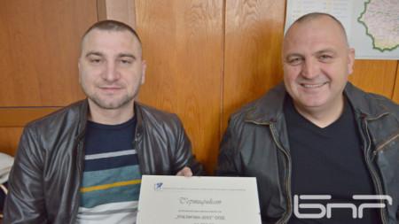 Иван и Наско Къркеланови