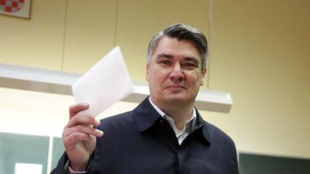 Зоран Миланович