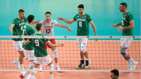 България  гостува в Любляна в събота.