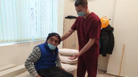 Дневен център за подкрепа на лица с увреждания в Пловдив