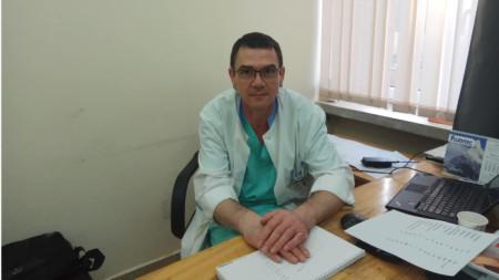 д-р Ивайло Балабанов