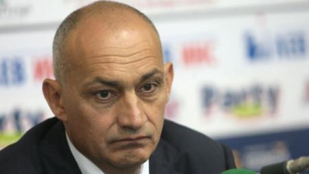"""Асен Христов, председател на Надзорния съвет на """"Еврохолд"""" България АД."""