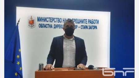 Старши комисар Стоян Стоянов
