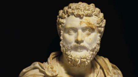 Продаденият мраморен бюст на император Дидий Юлиан
