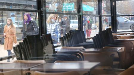 Ресторантьорите с три предложения към властта