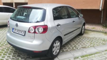 """Ползваният от заподозрените шпиони автомобил е бил открит от турските служби за сигурност в истанбулския квартал """"Есенюрт""""."""