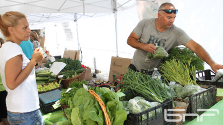 Фермерските пазари скъсяват пътя от производител до клиент