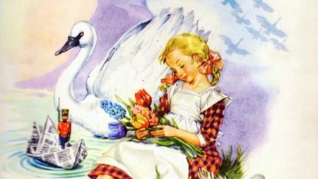 Илюстрация на Марайа към Андерсеновите приказки