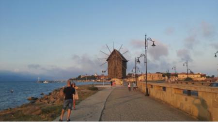 Nessebar on the Black Sea