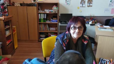 Марияна Русева - ресурсен учител в ОУ