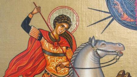 Свети великомъченик Георги Победоносец