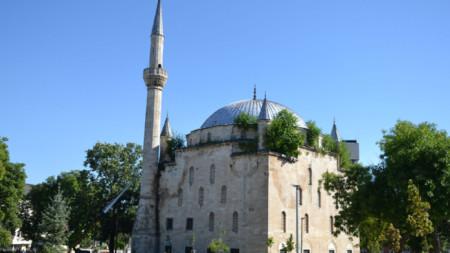 Ibrahim Pasha mosque in Razgrad