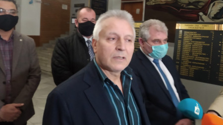 Окръжният прокурор на Ловеч Валентин Вълков