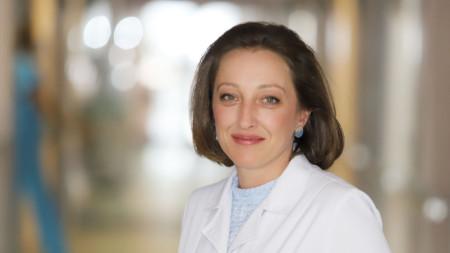 д-р Виктория Върбанова
