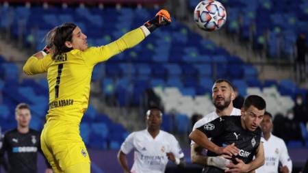 Реал Мадрид и Борусия Мьонхенгладбах продължават за осминафиналите в ШЛ