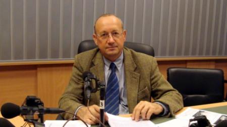 Bulgaristan Ticaret ve Sanayi Odası Başkanı Tsvetan Simeonov.