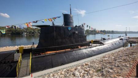 """Подморница-музеј """"Слава"""""""