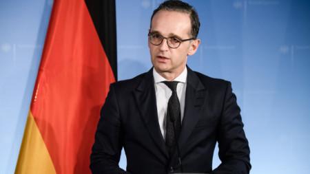 Хайко Маас, външен министър на Германия