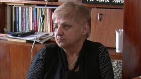 Снежана Кежева от Плевен е с тежко физическо увреждане и без личен асистент.