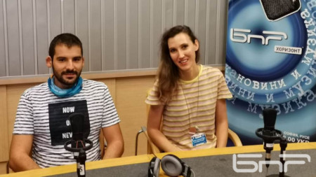 Димитър Димитров и Анна Радева