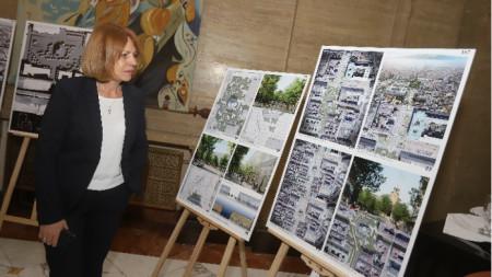 """На 29 ноември беше обявен  победителят от международния конкурс за идеен проект за обновяване на площад """"Св. Неделя"""""""