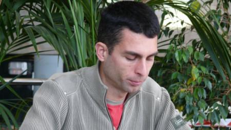 Александър Делчев