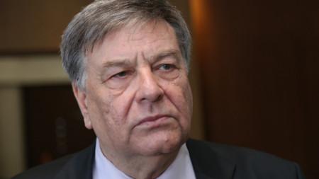 Проф. Здравко Попов - президент на Института за публична политика.