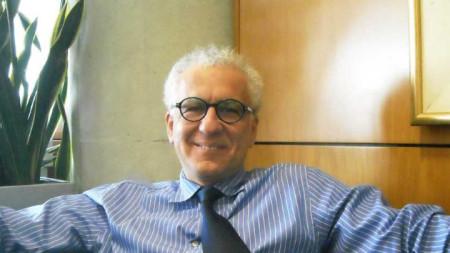 Първият кипърски полярник е проф. Константинос Христофидис, физик, ректор на Университета на Кипър
