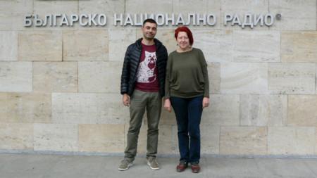 Тихомир Рангелов и Венета Гаврилова