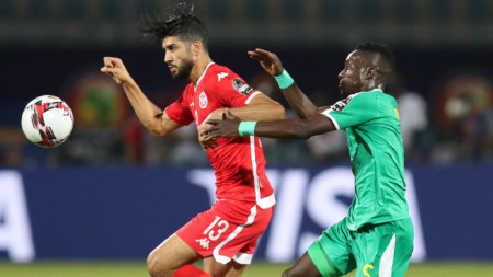 Сенегал победи Тунис с 1:0