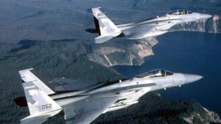 Американски изтребители Ф-15